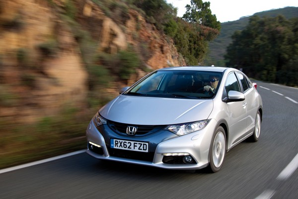 Honda Civic 1.6 iDtec