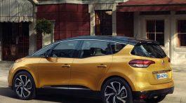 Renault Scenic Hybrid