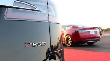 Tesla S P85 D