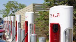 Super Chargeur Tesla