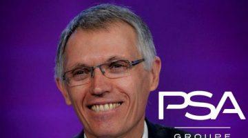 Carlos Tavares, PSA