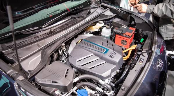 Kia Niro EV 100% Electrique
