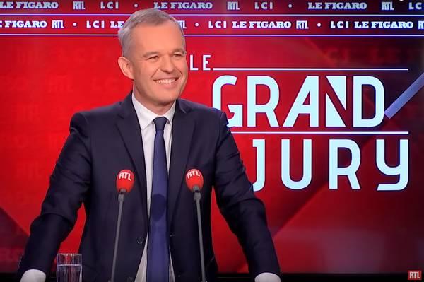 Francois de RUGY