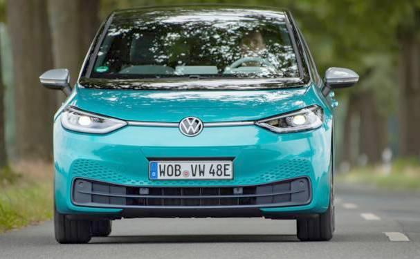Volkswagen ID3 électrique