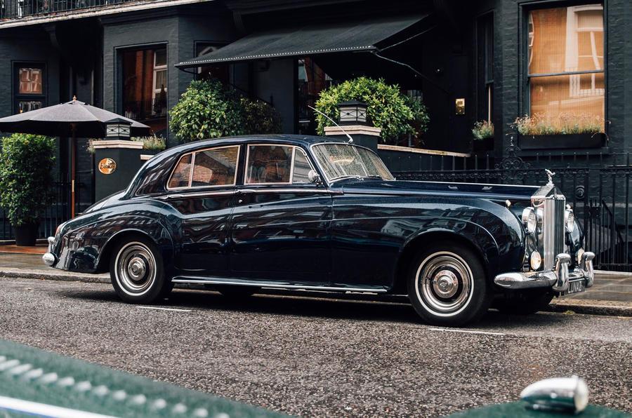 Rolls Royce electrique