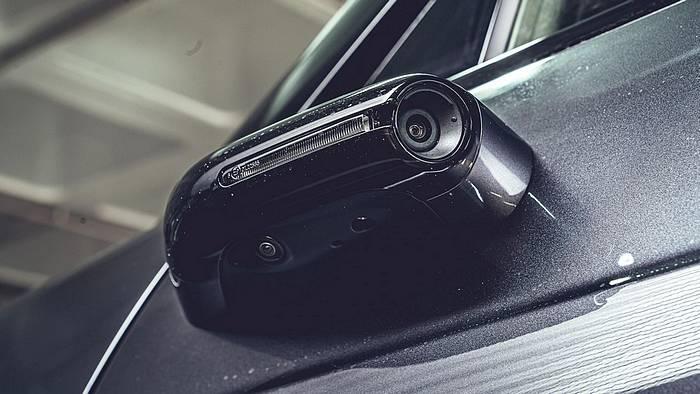 Rétroviseur virtuel Honda e