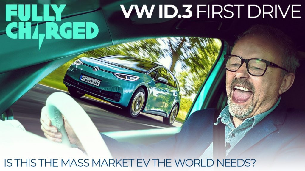 Volkswagen ID3 charged