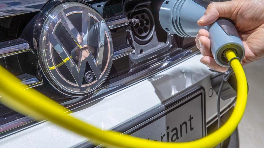 Recharge Volkswagen