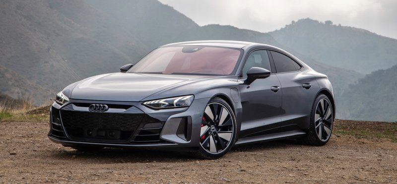 Audi e-tron GT électrique